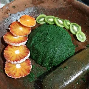 نمک سبز گیلانی